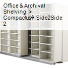 Office & Archival Shelving  >  Compactus? Side2Side 2