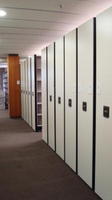 Canterbury University Engineering Library